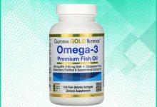 زيت السمك اوميغا 3 الافضل مبيعا