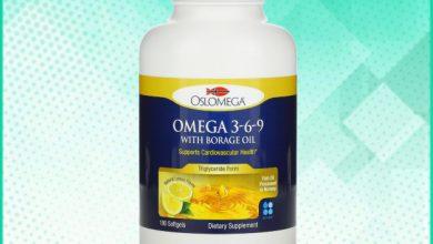 منتجات اوميغا 3